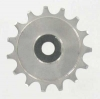 15 tooth chain wheel 88.400.00  for Einhell replacement motor Art. Num. 84.190.10