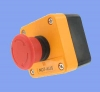 ORION emergency stop button, snap-in PT/O 81R